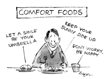 Comfort Food And Emotional Eating
