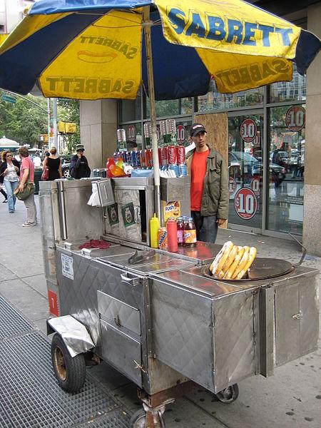 450px-NYC_Hotdog_cart