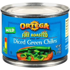 Mild Diced Green Chiles-00039000010214